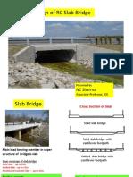 Design of Slab Bridge