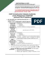 CIAP Laws Briefer (Draft 1)