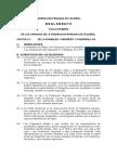 Reglamento de Vóley
