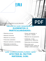 Factor 1 Material