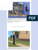 The Pseudo Legacy - Chapter 1