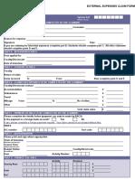 External Expenses Claim Form 010812.xlsx