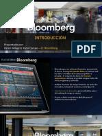 Introducción Bloomberg