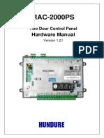 Hardware Rac 2000 Ps English