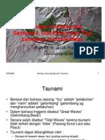 Indonesia Di Antara Tiga Lempeng Tektonik Mega