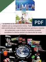 Materia y Estructura Atómica Ppt