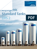 Cryogenic Standard Tanks LITS 2 - Linde Engineering