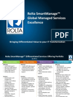 Managed Services Sales Flyer