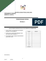 SET 1 (1) Soalan Spm Selangor
