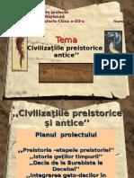 metoda proiectelor - preistorie.ppt