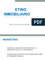 Fundamentos Del Marketing y La Construccion