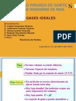 Exposición de Gases