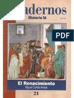 Cuadernos Historia 16, Nº 024 - El Renacimiento