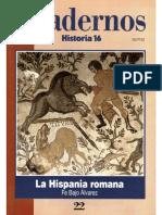 Cuadernos Historia 16, nº 022 - La Hispania Romana.pdf