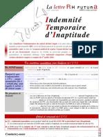 Lettre d'Information RHF Juillet 2010