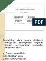 PPT - Pengelohan Data