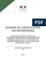 Règlement de La Consultation