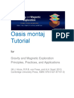 d5reo-Gravity and Magnetic Exploration Oasis Montaj Tutorial 1-7-2014!09!01