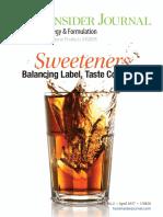 04 17FIJ Sweeteners