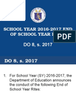 Deped Order 8 s 2017