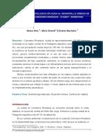 EVALUACION GEOHIDROLOGICA APLICADA AL DESARROLLO URBANO DE  LA CIUDAD DE COMODORO RIVADAVIA