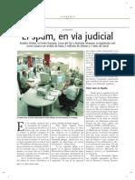 Spam en vía judicial
