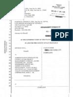 Complaint - Michael Paul v Administrative Office of the Courts, et al.
