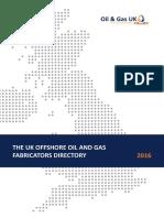 Fabricators Report 2016