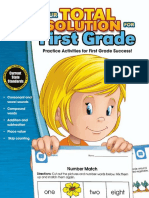 1your Total Solution for First Grade Workbook