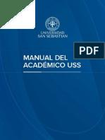 Manual Del Académico USS