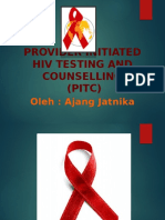 PROVIDER INITIATED HIV TESTING AND COUNSELLING (PITC.pptx