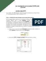 3.2.4.6 Packet Tracer - Investigación de Los Modelos TCP-IP y OSI en Acción
