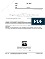 EN 10247-2007 Micrographic examination of the non-metallic inclusion content.pdf