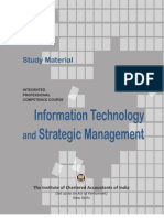 Information Technology and Strategic Management