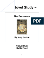 The Borrowers Novel Study Preview