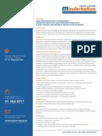 Ausschreibung de-Workshop Minderheitenpolitik