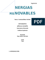 Combustibles Fosiles 2