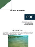 Fluvial Bedforms