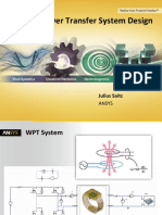 Wireless Power Transfer System Design