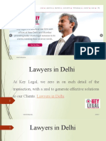 Lawyers in Delhi