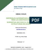 Materiales Alternativos Al Acero Para La Construcción _ Biron Toro