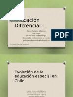 La Educación Especial en Chile (1)
