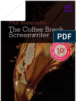 The Coffee Break Screenwriter Pilar Alessandra