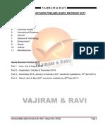 Vajiram Quick Rev Prelims 2017 Part 2 Xaam.in