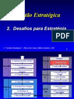 Mod 02 - Desafios Para a Estratégia