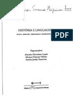 História e Linguagens