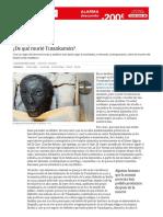 ¿De qué murió Tutankamón_ _ Ciencia _ EL PAÍS