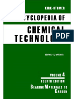 Encyclopedia of Chemical Technology [Vol 04]