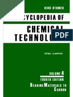 Encyclopedia of Chemical Technology [Vol 04]
