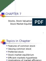 Ch. 7 -13ed StocksMaster